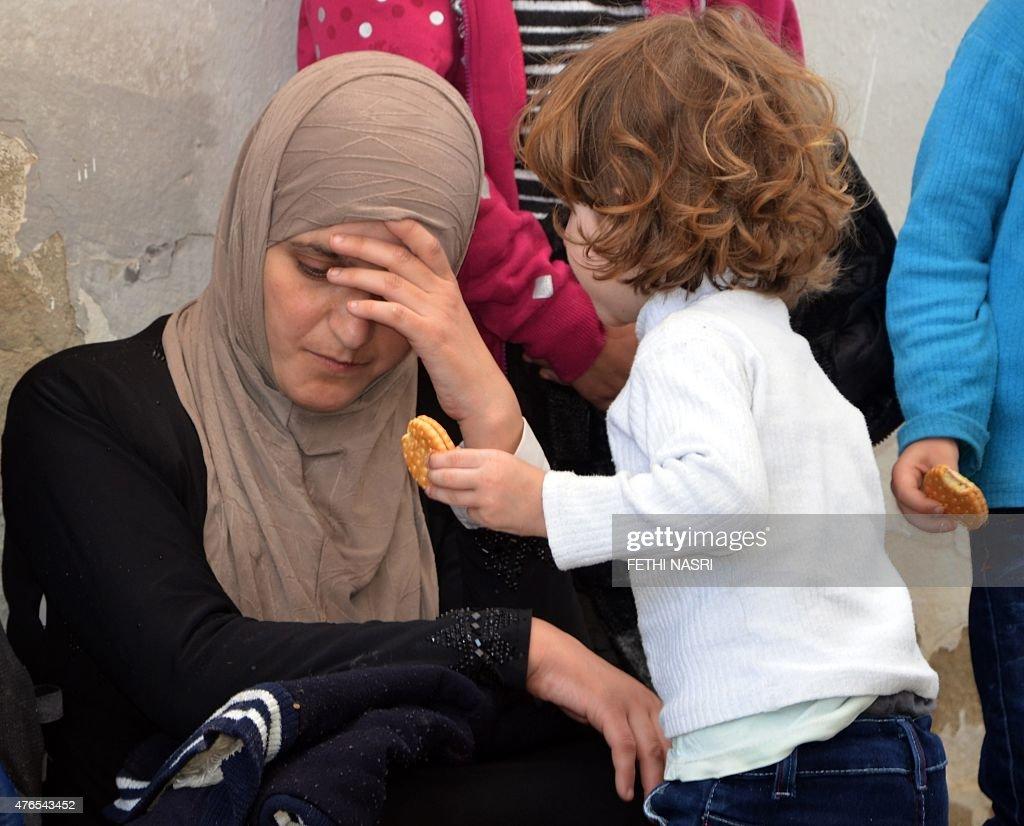 TUNISIA-MIGRANTS-TRANSPORT : News Photo