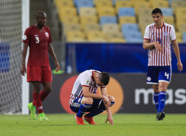 BRA: Paraguay v Qatar: Group B - Copa America Brazil 2019