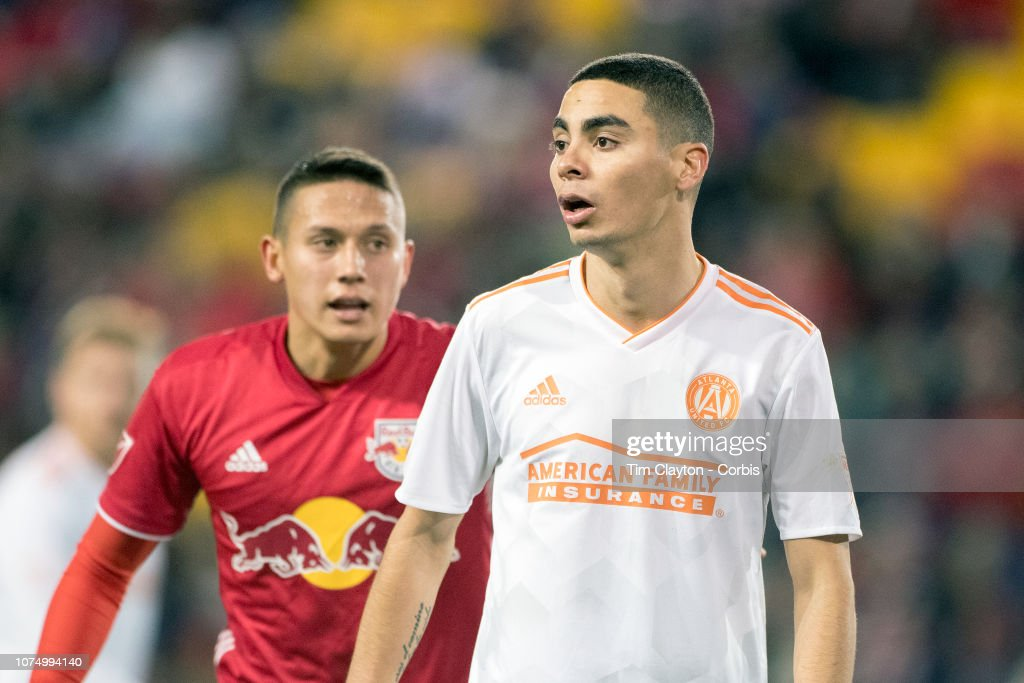 size 40 6d14c c6a07 Miguel Almiron of Atlanta United during the New York Red ...