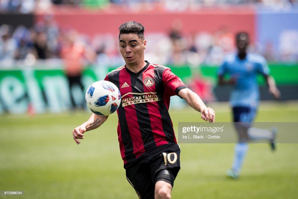 New York City FC v Atlanta United FC - MLS : News Photo