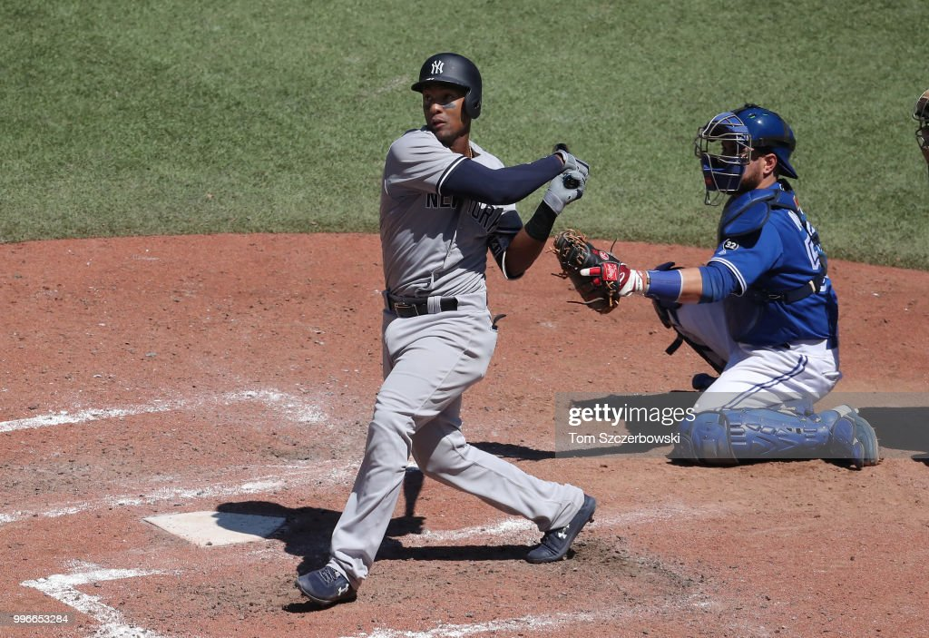 New York Yankees v Toronto Blue Jays : ニュース写真