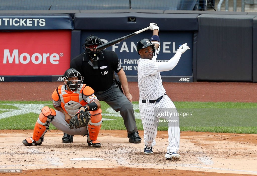Baltimore Orioles v New York Yankees : News Photo