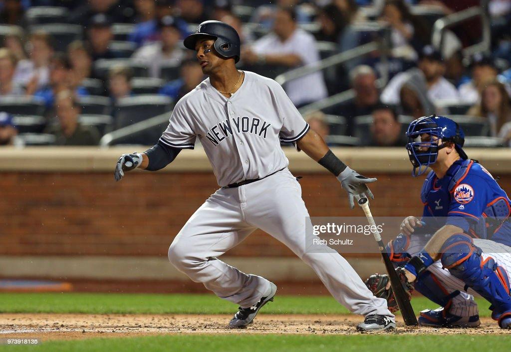 New York Yankees v New York Mets : ニュース写真