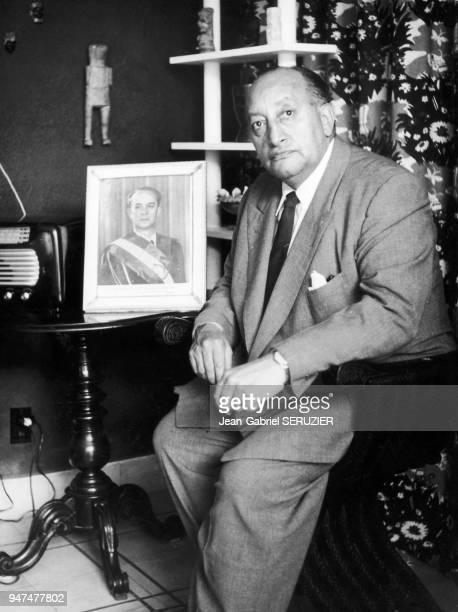 Miguel Angel ASTURIAS ambassadeur du Guatemala à San Salvador Prix Nobel de Littérature en 1967 Miguel Angel ASTURIAS ambassadeur du Guatemala à San...