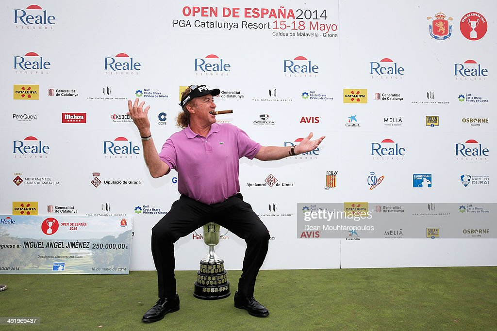 Open de Espana - Day Four