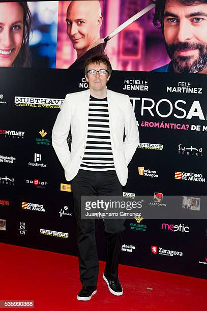 Miguel Angel Lamata attends 'Nuestros Amantes' photocall at Palafox Cinema on May 31 2016 in Madrid Spain