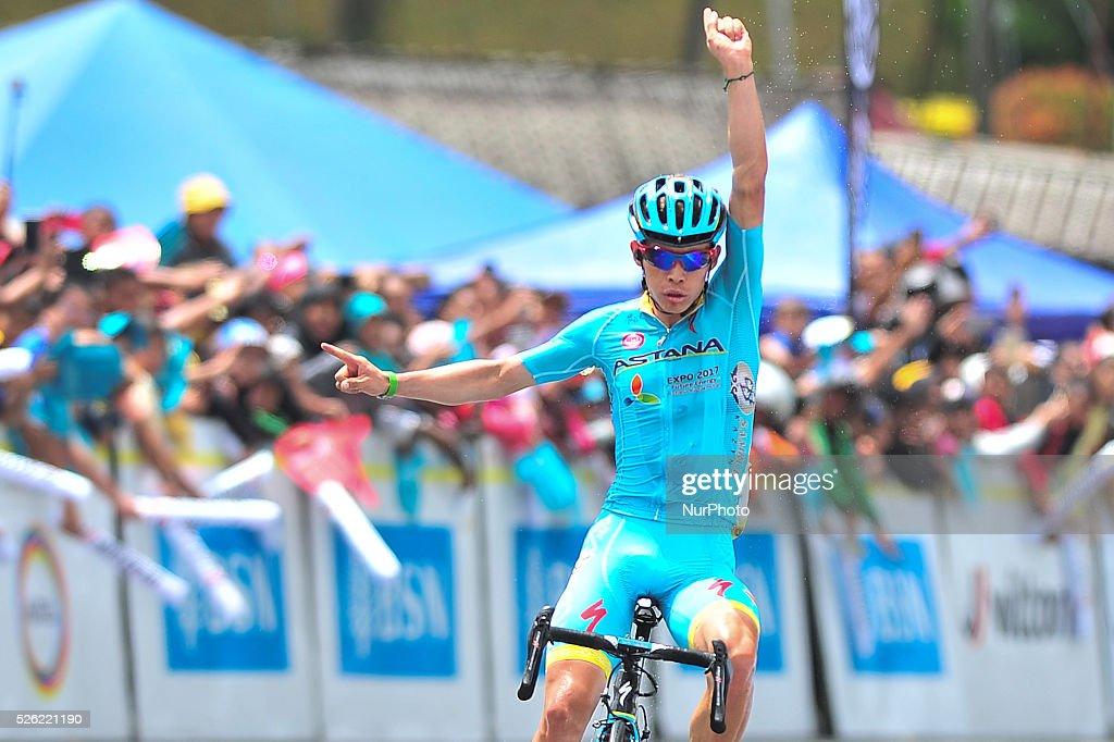 Malaysia: Tour of Langkawi Stage 4 : News Photo