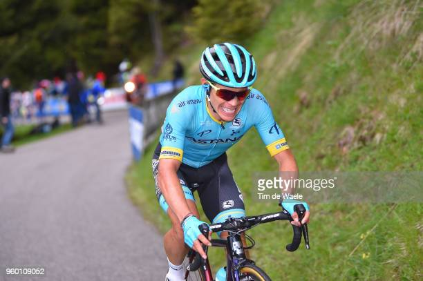 Miguel Angel Lopez of Colombia and Astana Pro Team / during the 101st Tour of Italy 2018, Stage 14 a 186km stage from San Vito Al Tagliamento to...