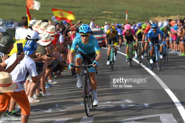 Miguel Angel Lopez of Colombia and Astana Pro Team / during the 73rd Tour of Spain 2018, Stage 9 a 200,8km stage from Talavera de la Reina to Alto de...