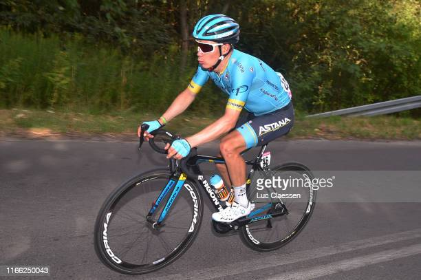 Miguel Angel Lopez of Colombia and Astana Pro Team / during the 76th Tour of Poland 2019 Stage 3 a 1505km stage from Stadion Slaski Chorzów to Zabrze...