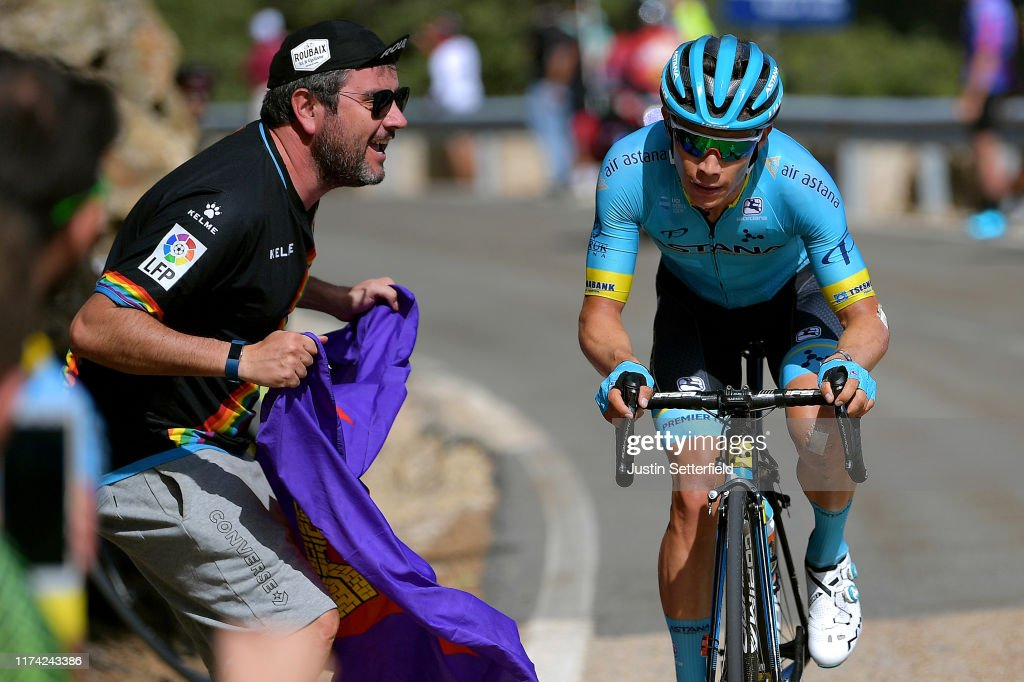 74th Tour of Spain 2019 - Stage 18 : News Photo