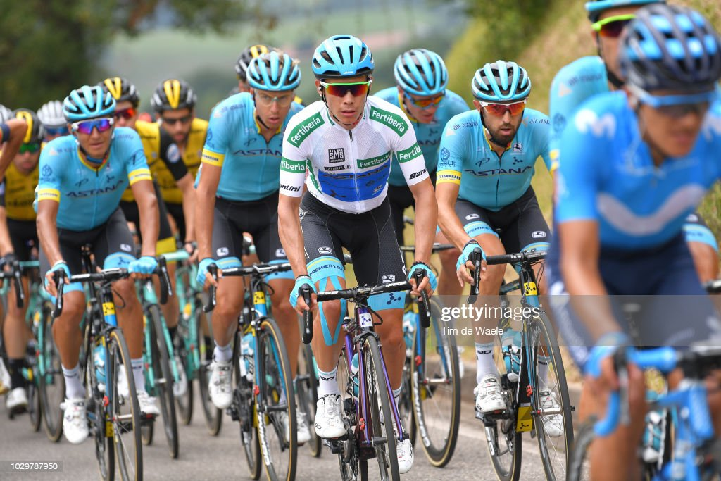 Cycling: 73rd Tour of Spain 2018 / Stage 15 : ニュース写真