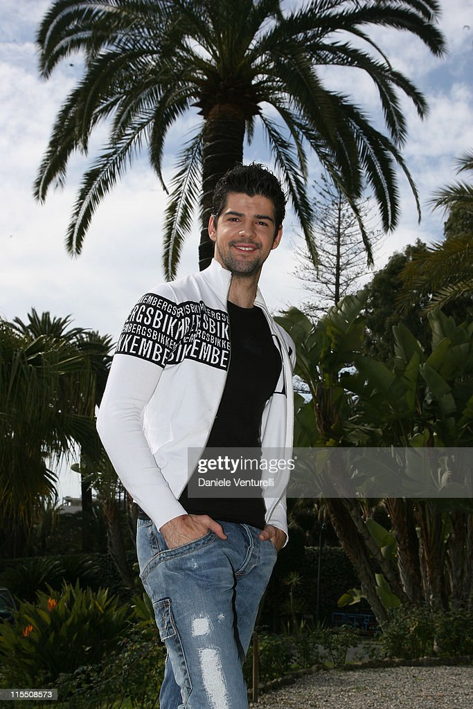 Miguel Angel Munoz during 57th San Remo Music Festival - Day 4 in Sanremo, Italy.