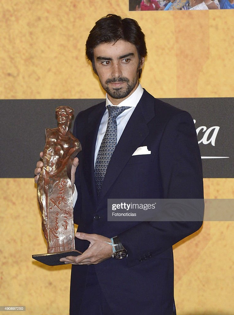 Miguel Angel Perera Receives 'Paquiro Bullfight' Awards 2015