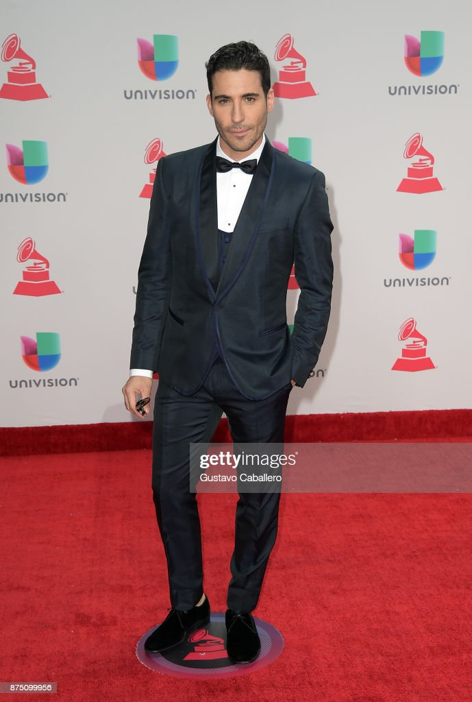 The 18th Annual Latin Grammy Awards - Arrivals
