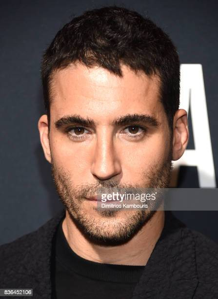 Miguel Angel Silvestre attends the Narcos Season 3 New York Screening at AMC Loews Lincoln Square 13 theater on August 21 2017 in New York City
