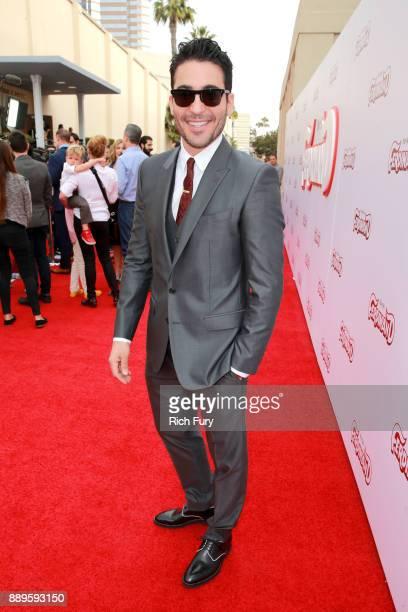 Miguel Angel Silvestre attends the screening of 20th Century Fox's 'Ferdinand' at Zanuck Theater at 20th Century Fox Lot on December 10 2017 in Los...