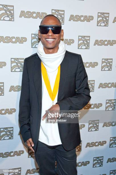 Miguel attends The 23rd Annual ASCAP Rhythm Soul Music Awards at The Beverly Hilton hotel on June 25 2010 in Beverly Hills California