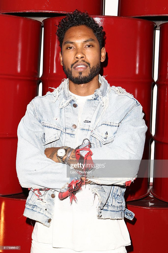 adidas Orginals Presents Miguel In Concert