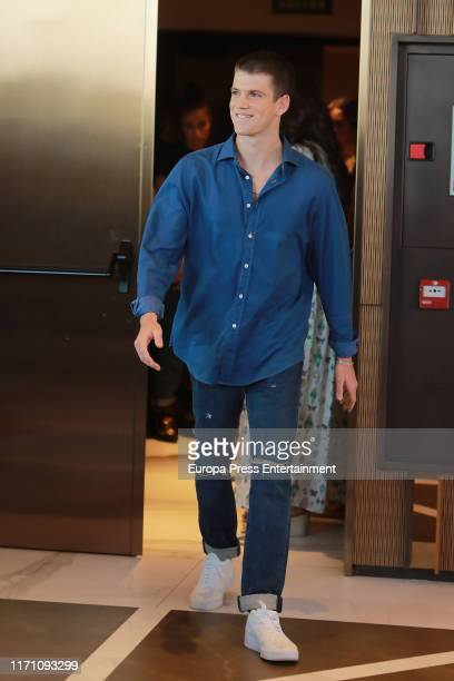 Miguel Bernardeau attends 'Elite' photocall on August 29 2019 in Madrid Spain