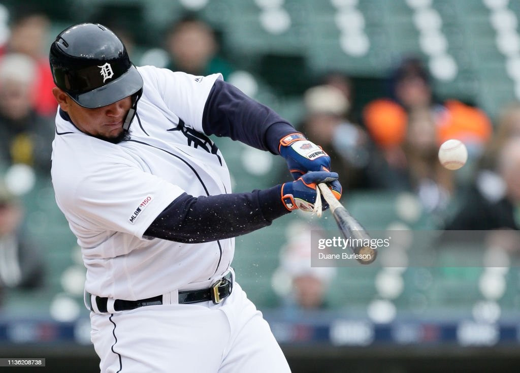 Cleveland Indians v Detroit Tigers : News Photo
