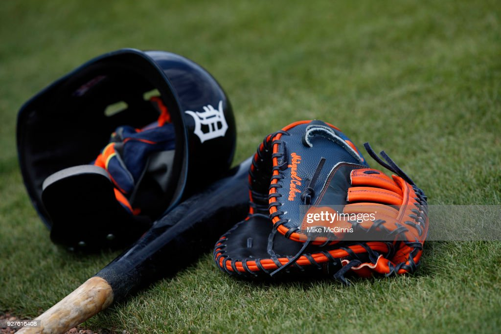Miami Marlins v Detroit Tigers : News Photo