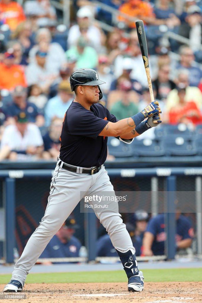 Detroit Tigers v Houston Astros : News Photo