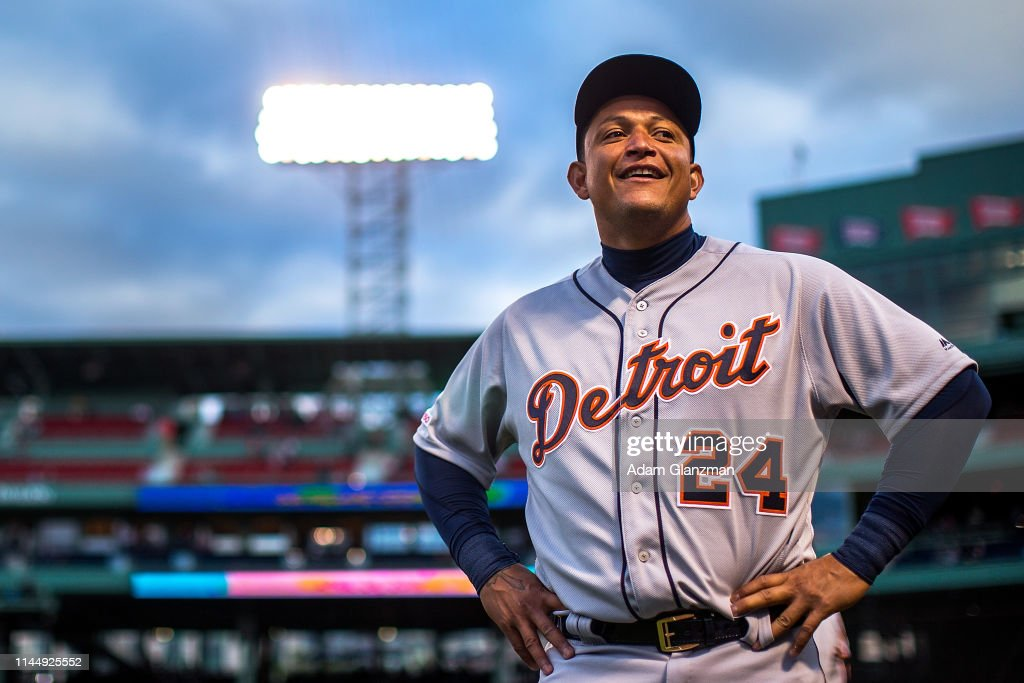Detroit Tigers v Boston Red Sox : News Photo