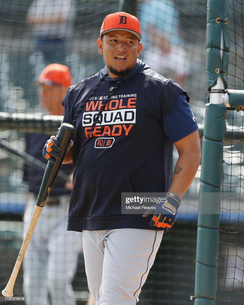 Detroit Tigers v St Louis Cardinals : News Photo