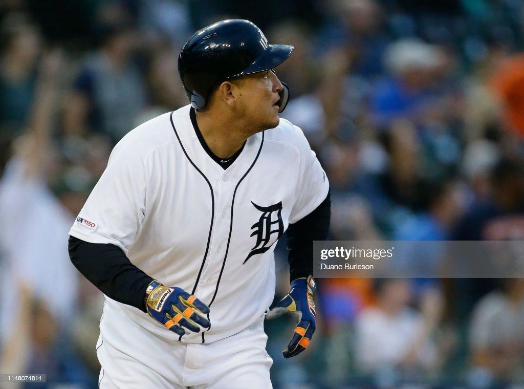 Tampa Bay Rays v Detroit Tigers : ニュース写真