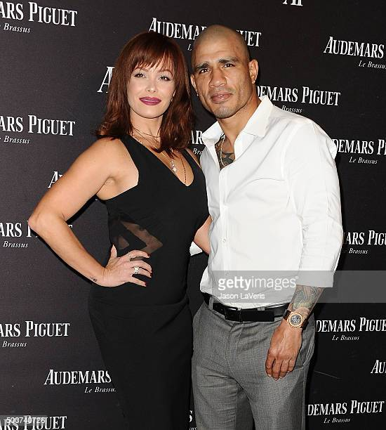 Miguel Cotto with nice, Wife Melissa Guzmán