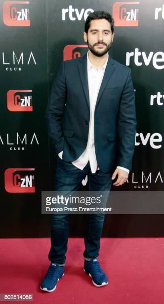 Miguel Diosdado attends 'Corazon' TV Programme 20th Anniversary at Alma club on June 27 2017 in Madrid Spain
