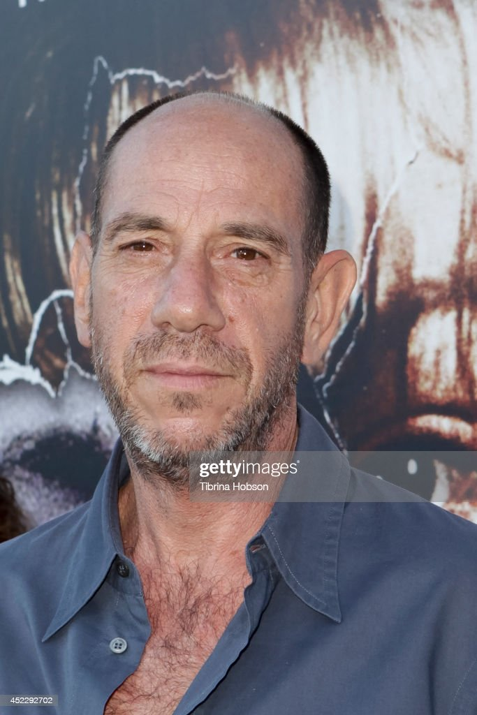 Miguel Ferrer attends the 'Twin Peaks' Blu-Ray/DVD release party and screening at the Vista Theatre on July 16, 2014 in Los Angeles, California.