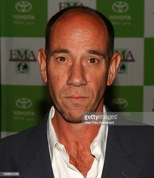 Miguel Ferrer during 13th Annual Environmental Media Awards at The Ebell Theatre in Los Angeles California United States