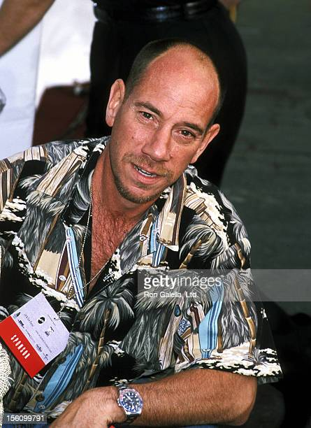 Miguel Ferrer during 8th Annual Dream Halloween to Benefit Children Affected by Aids Foundation at Santa Monica Airport in Santa Monica California...