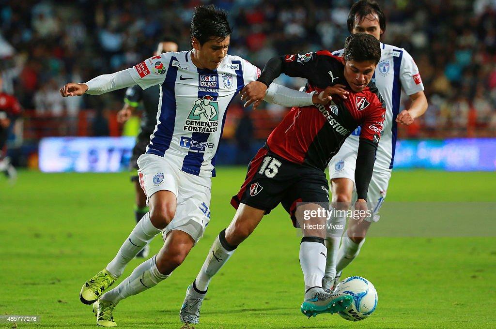 Pachuca v Atlas - Apertura 2015 Liga MX