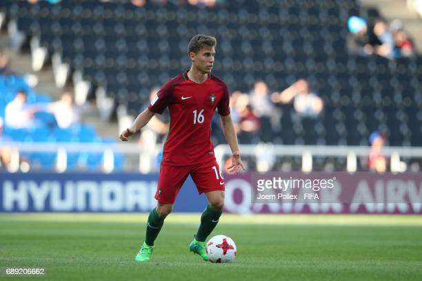 Miguel Luis of Portugal during the FIFA U20 World Cup Korea Republic 2017 group C match between Portugal and Iran at Incheon Munhak Stadium on May 27...