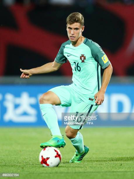 Miguel Luis of Portugal during the FIFA U20 World Cup Korea Republic 2017 Round of 16 match between Korea Republic and Portugal at Cheonan Baekseok...