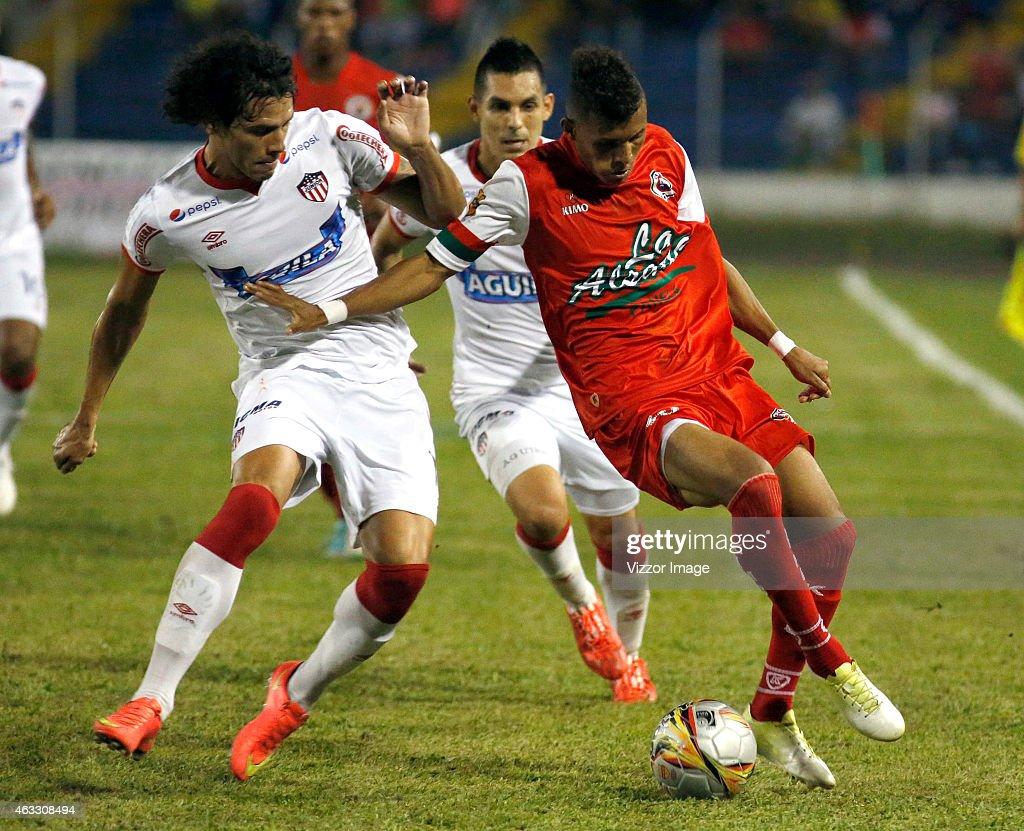 Liga Aguila I 2015 - Round 3