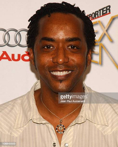 Miguel Nunez Jr during The Hollywood Reporter Next Generation Class of 2005 Presented by Audi Arrivals at Montmarte Lounge in Los Angeles California...