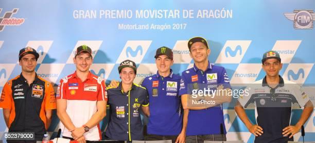 Miguel Oliveira Red Bull Ktm Ajo Ktm Valentino Rossi Movistar Yamaha Motogp Yamaha Maverick Viñales Movistar Yamaha Motogp n Yamaha Jorge Lorenzo...