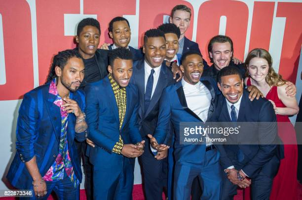 Miguel Pimentel Joseph DavidJones Algee Smith Tyler James Williams John Boyega Nathan Davis Jr Will Poulter Malcolm David Kelley Ben O'Toole Peyton...