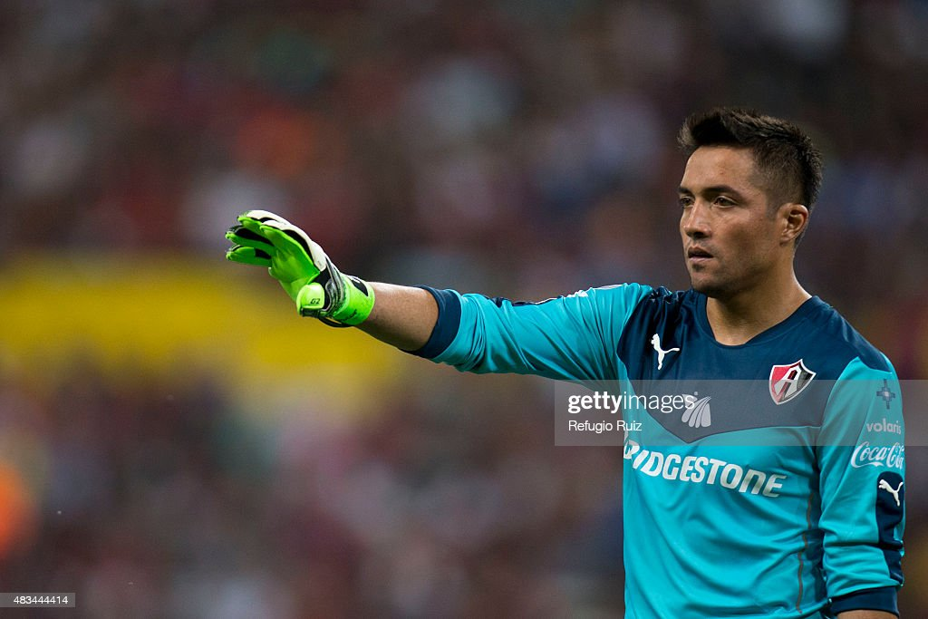 Atlas v Monterrey - Apertura 2015 Liga MX