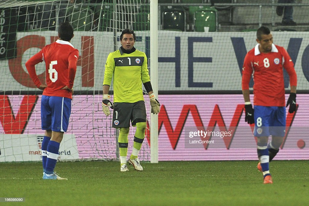 Chile v Serbia - FIFA Friendly Match