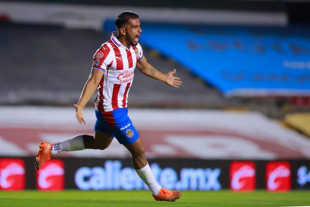 MEX: Queretaro v Chivas - Torneo Guard1anes 2021 Liga MX