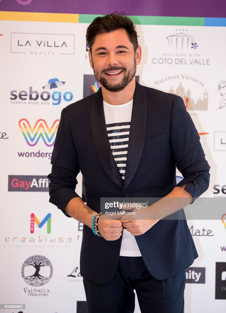 'Wondergay' Magazine Presentation in Madrid