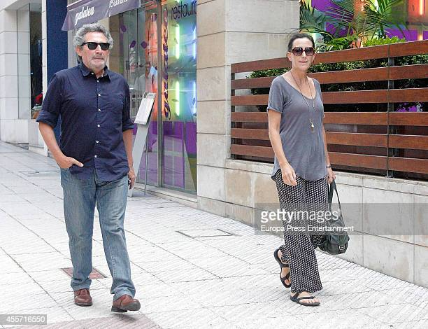Miguel Rios is seen on September 11 2014 in Oviedo Spain