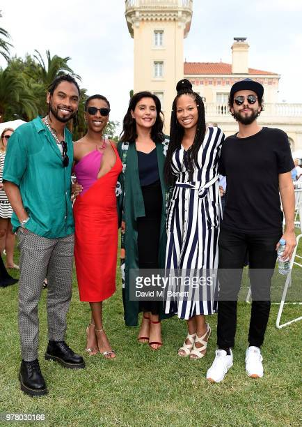 Miguel Samira Wiley Jessie Ware Godis Rivera and Ramy Youssef attend as Spotify and Hulu host a night for creators artists and innovators during...