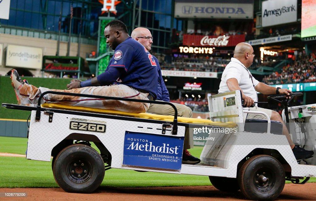 Minnesota Twins v Houston Astros : News Photo