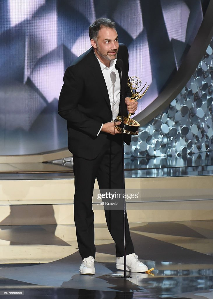 68th Annual Primetime Emmy Awards - Show : News Photo